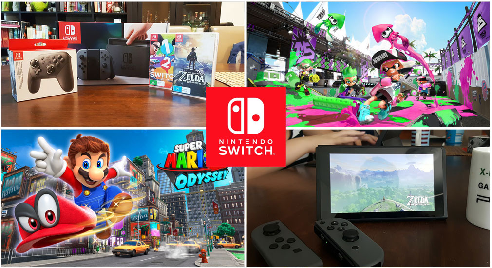 After a few quiet years, Nintendo came back in a big way in 2017 with the Nintendo Switch. It was my favourite console this year highlighted by a couple of amazing new Zelda and Mario games.