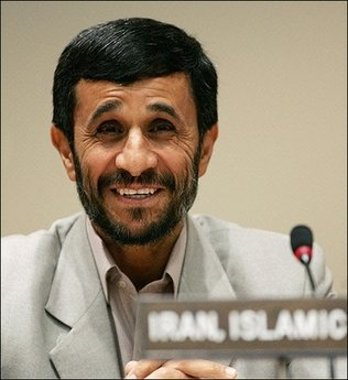 A Winner is Ahmadinejad!