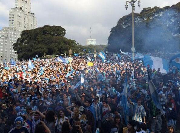 argentinefans