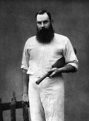 W.G Grace: ladies man?