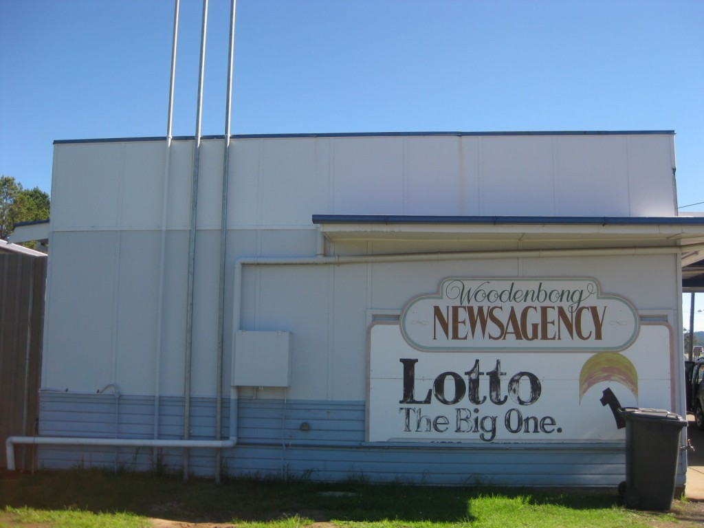 Woodenbong Newsagency and Service Station