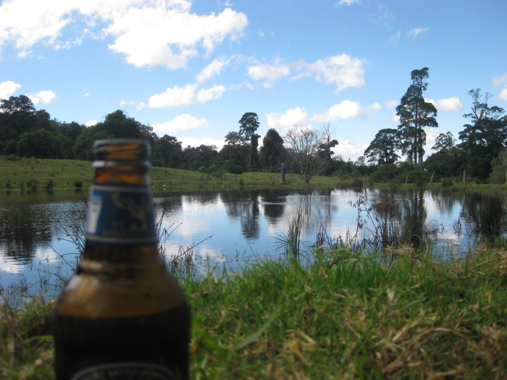 Wish You Were Here:  A Weekend of Beer and Fishing