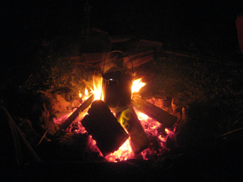 I imagine camp fires would probably make for pretty photos if I had an SLR camera