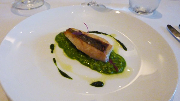 John Dory with Herb Risotto and Lime