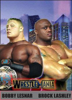 UFC 200:  Brock Lesnar vs Black Lesnar