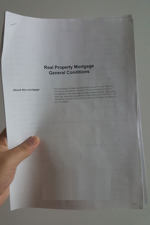 mortgage-document