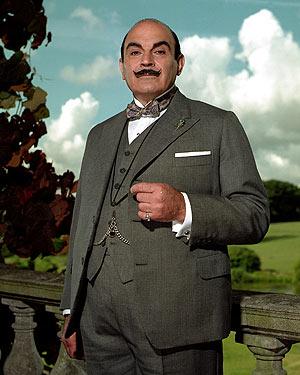 Hercule Poirot: The Consumate Belgian Bad-ass
