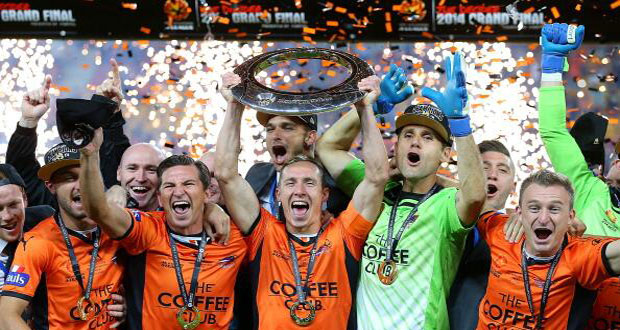 The Roar became the most successful team in the history of the A-League - the first team to win 3 championships