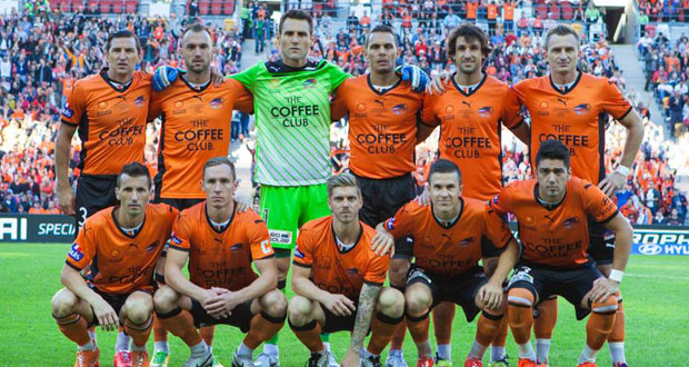Brisbane Roar Starting XI - just about the most talented group of players you can fit in a $2.4 million cap