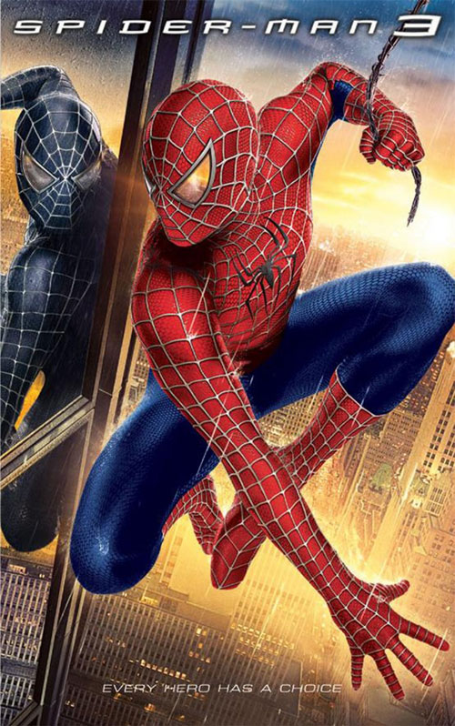 spiderman3poster