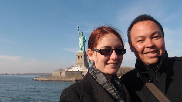 So touristy