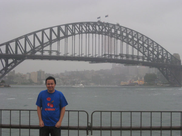 Sydney, NSW:  shit weather